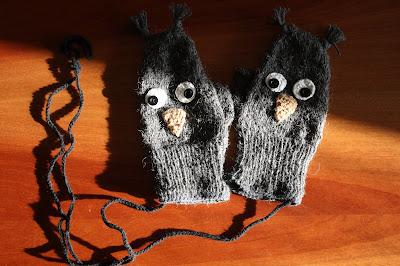 Rękawiczki dla niej i dla niego :)