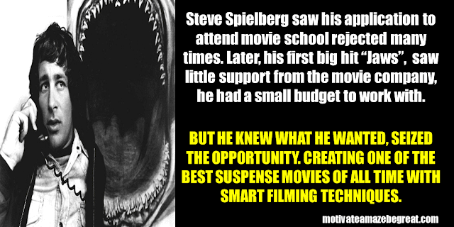 Success Stories From Famous People Who Failed Before Succeeding: Steven Spielberg