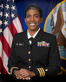 Navy Cmdr. Melissa Troncoso