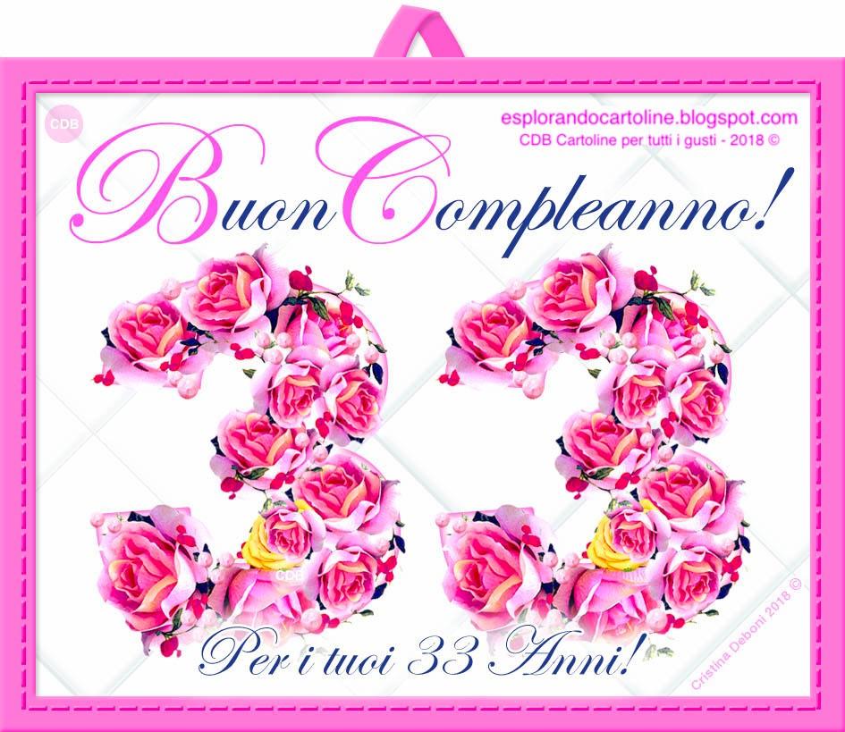 Auguri Di Buon Compleanno 35 Anni.Cdb Cartoline Per Tutti I Gusti Cartolina Tanti