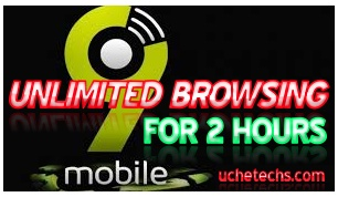9Mobile free browsing
