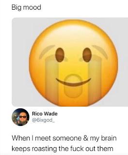 Meeting Someone Meme