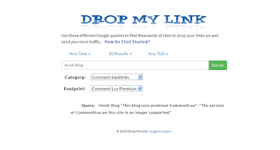 DropMyLink
