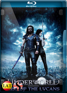 Inframundo 3: La Rebelión de los Lycans (2009) REMUX 1080P LATINO/INGLES
