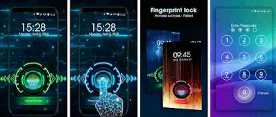Aplikasi Applock – Fingerprint