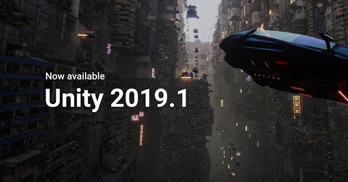 Unity Pro 2019 İndir – Full V2019.3.7f1 - Eklenti – Kurulum Son Sürüm