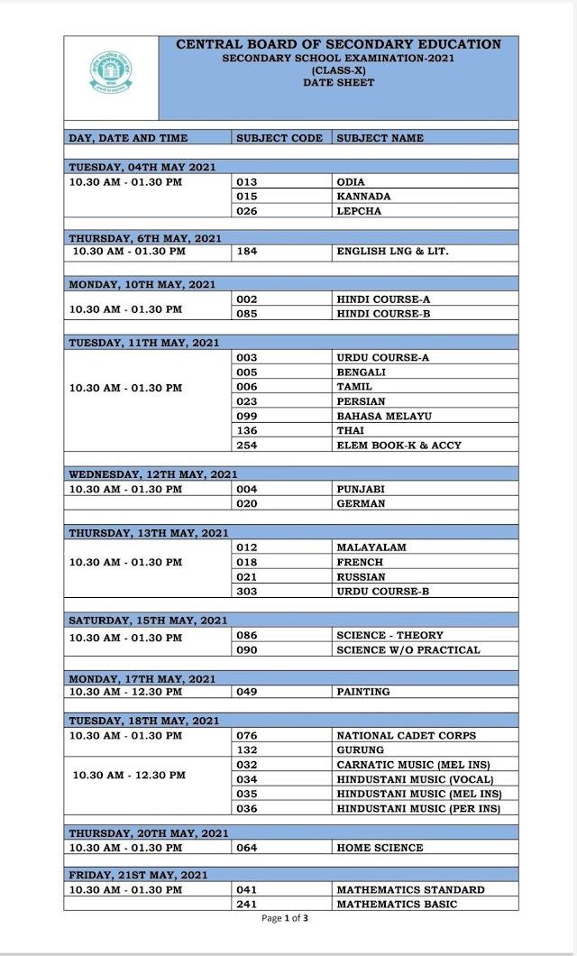 CBSE 10वीं और 12वीं बोर्ड की date sheet जारी, शिक्षा मंत्री रमेश पोखरियाल ने ट्वीट कर दी जानकारी