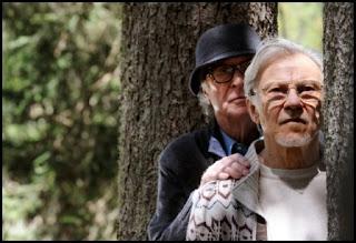 Michael Caine y Harvey Keitel en La juventud (Paolo Sorrentino, 2015)