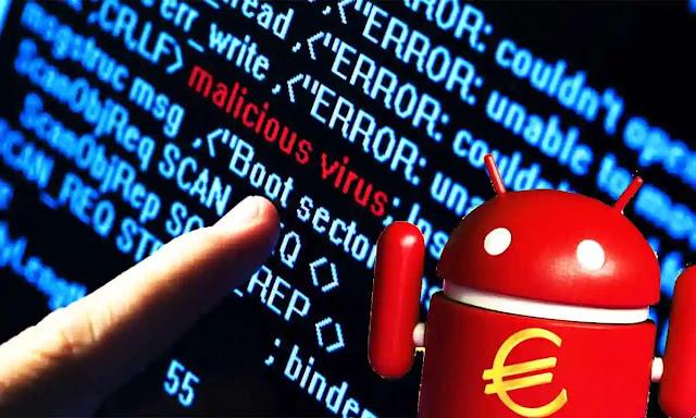 برنامج ضار جديد على أندرويد يمكنه سرقة حسابك المصرفي