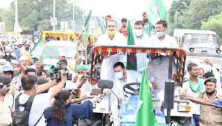 ABP न्यूज और Cvoter के एक सर्वे से पता चला इस बार बिहार में राजद (RJD) की सरकार बन सकती हैं।