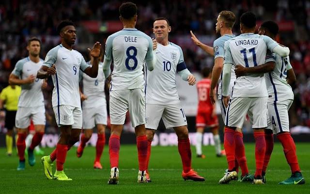 Inglaterra renovará con Nike por casi 500 millones de euros