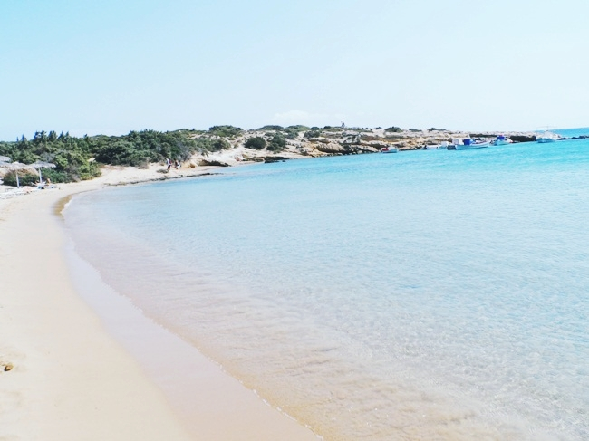 Best Paros island beaches