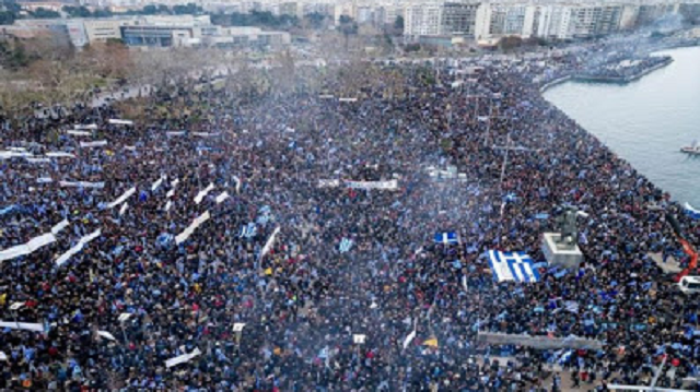 «Κάθε πέντε λεπτά θα φεύγει λεωφορείο από τη Θεσσαλονίκη για το συλλαλητήριο της Αθήνας»