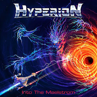 "Το album των Hyperion ""Into the Maelstrom"""