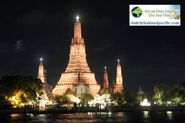 Đi du lịch Thái Lan 4 ngày 3 đêm tự túc cần bao nhiêu tiền ?