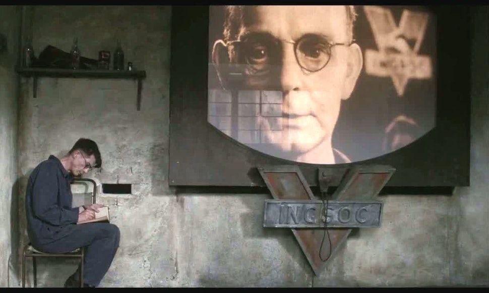 1984 Book, George Orwell