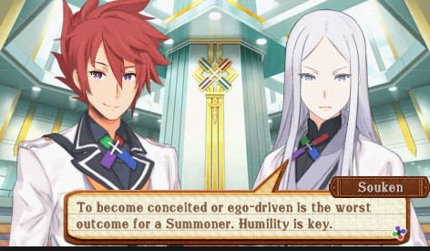 Download Summon Night 5 USA PPSSPP