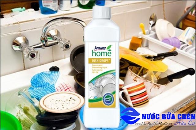 Dish Drops - Nước rửa chén đạt tiêu chuẩn Safer Choie