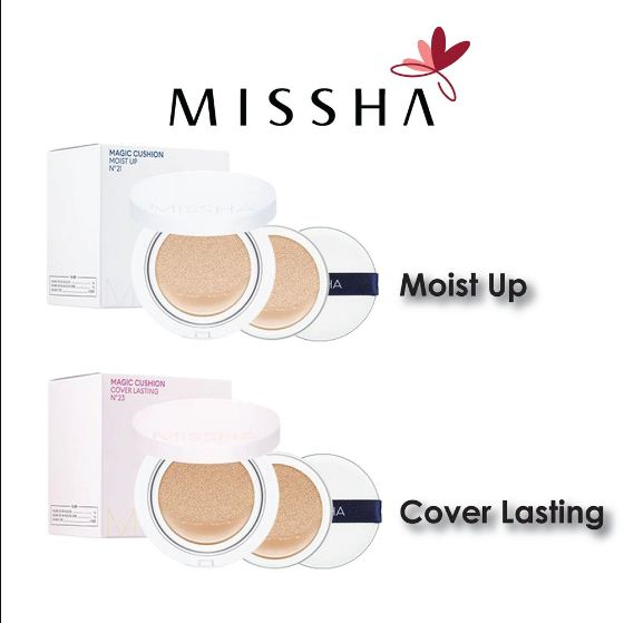 Missha Magic M cushion