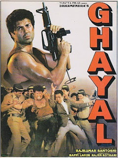 Download Ghayal (1990) Hindi Full Movie 480p [400MB] | 720p [800MB] | 1080p [3GB]