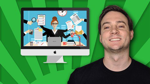 Business Productivity Hacks [Free Online Course] - TechCracked