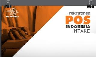 Rekrutmen PT.Pos Indonesia (Persero) INTAKE
