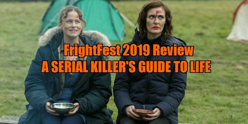 a serial killer's guide to life review