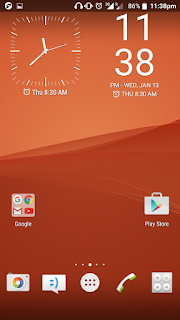 Z5 Rom Screenshot