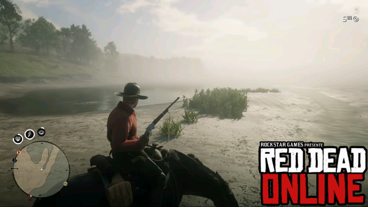 Red Dead Online guideline how to play with multiplayer online