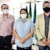 Na busca de ações estaduais para seu município, Prefeito de Porto do Mangue participa de  audiência com governadora tendo a presença do deputado da região Costa Branca
