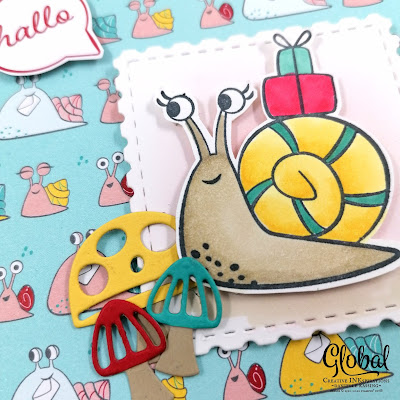 Stampin' Up! Snailed It Suite