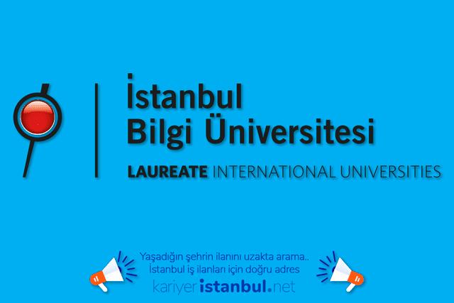 İstanbul Bilgi Üniversitesi Ulaştırma Hizmetleri bölümüne öğretim görevlisi alımı yapacak. İlan şartları neler? Detaylar kariyeristanbul.net'te!