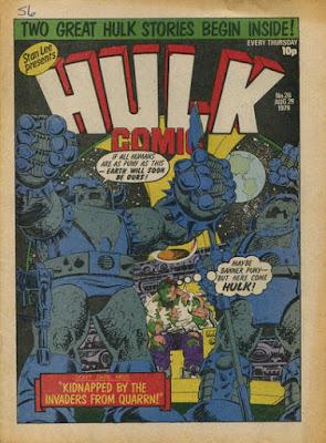 Hulk Comic #26