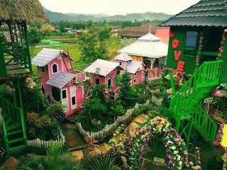 Green House Lezatta Bukittinggi Yang Instagramable