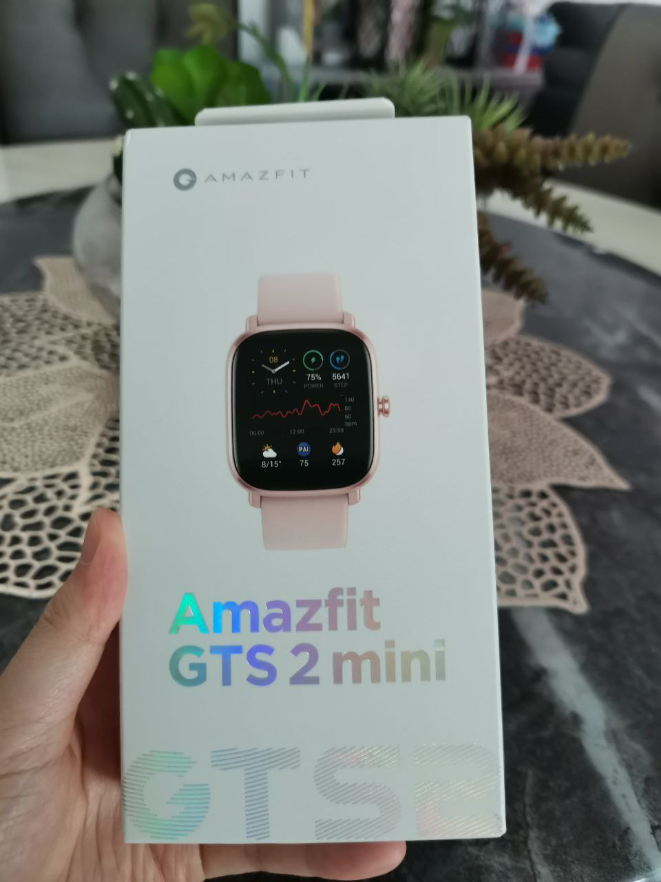 Review Amazfit GTS 2 Mini