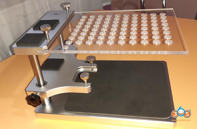 rilavorazione telaio BDM in alluminio 5