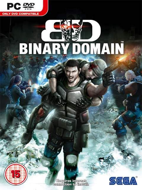 تحميل لعبة Binary Domain مضغوطة برابط واحد مباشر + تورنت كاملة مجانا