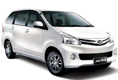 Mobil impian keluarga yang Pas Daihatsu Xenia