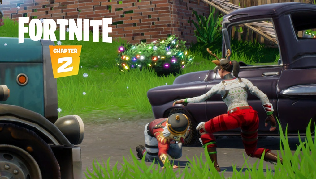 Fortnite: How to resurrect teammates? - Solution