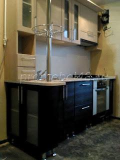 двух метровая кухня