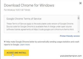 enable Dark mode in Google Chrome