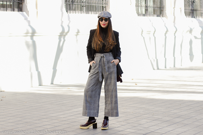 BLogger influencer valencia con ideas de looks originales divertidos y con zapatos bonitos y comodos
