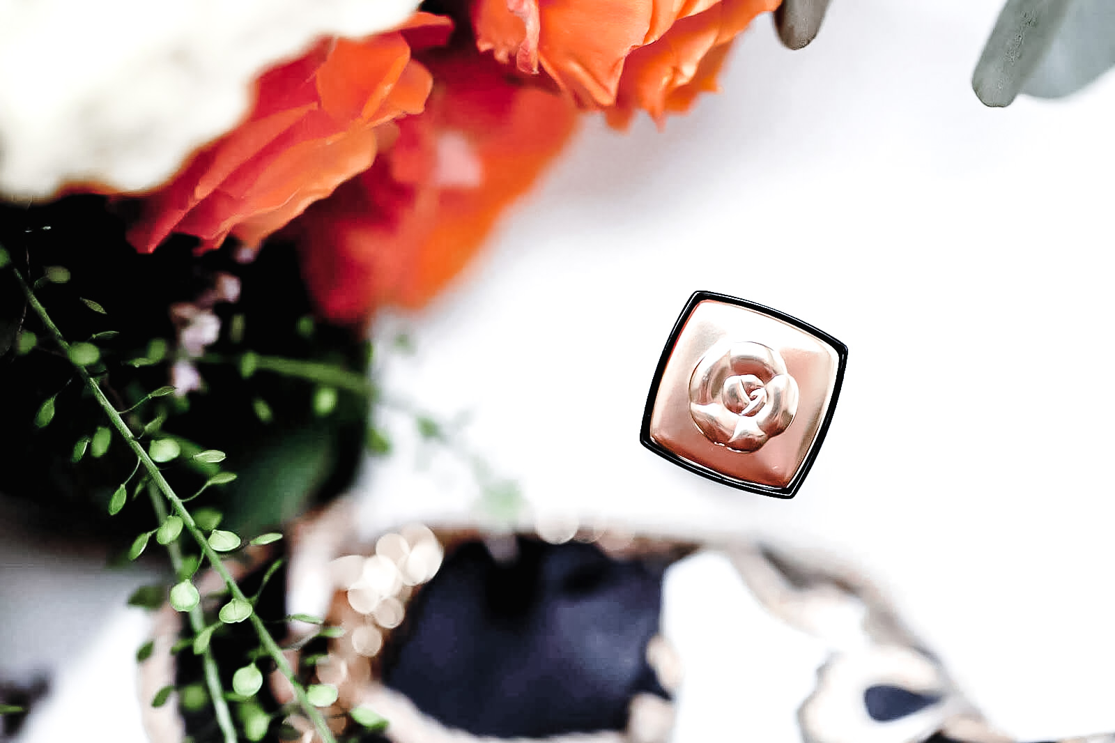Chanel Rouge Allure Camélia revue