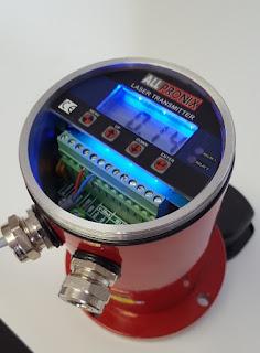 AL40 Laser Level Transmitter