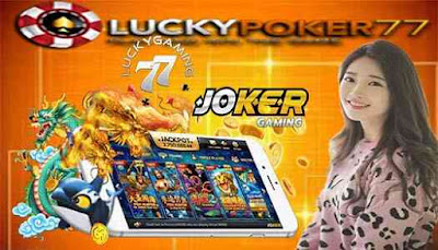 Daftar Joker Slot - Judi Slot Terbaru JOKER123