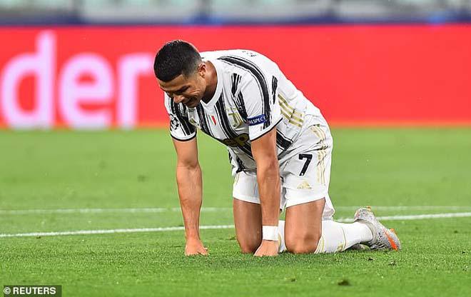 Juventus 2 năm bị loại Cúp C1, thời vàng son với Ronaldo đã hết?
