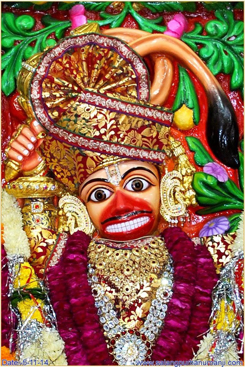sarangpur hanumanji