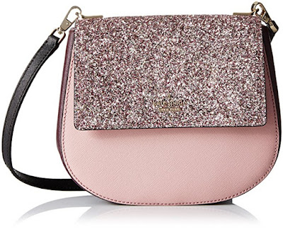 kate spade Cameron Street Glitter Small Byrdie $138 (reg $268) - with free shipping! This bag would be so perfect for New Year's!!!