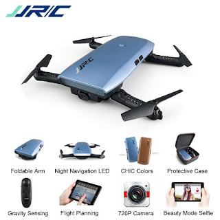For those who don't want to compromise functionality with looks, JJRC offers the best choices for eye-catching quadcopters. Traditional RC toys don't look quite as sleek as JJRC's product line.