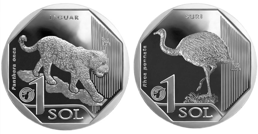Dos monedas peruanas ganan los Premios «LatiNum» consideradas las mejores de América Latina